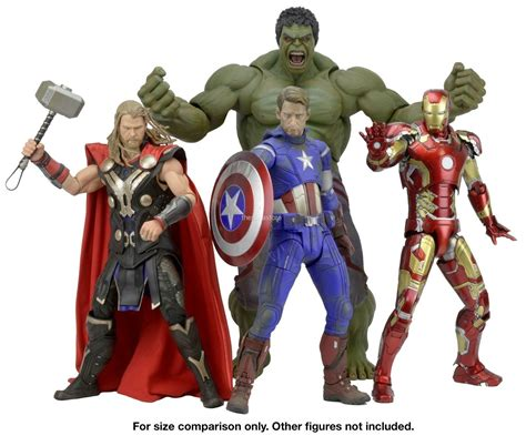Avenger Headknocker Neca age of ultron 1 4 scale by neca available