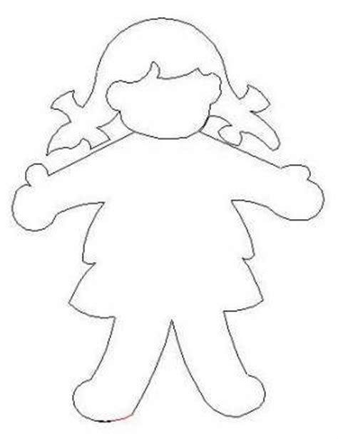 doll cut out template paper doll patterns paper doll printables
