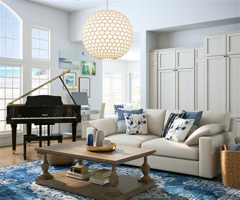 big  lies inspired coastal style living room    zoom background images