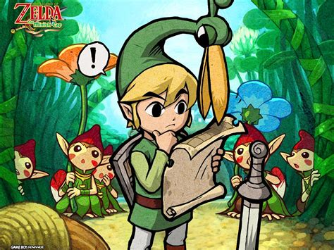 The Legend Of The Minish Cap Wiki Fandom Powered By Wikia Minish Cap Alternative By Maani On Deviantart