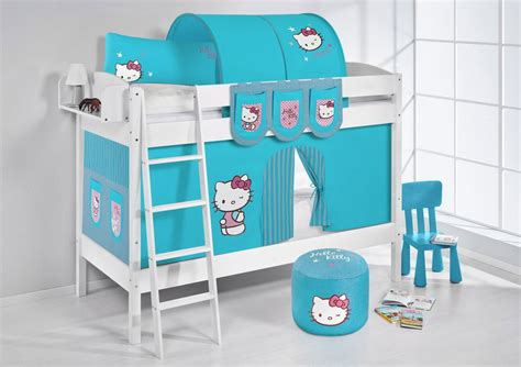 childrens bunk beds ebay childrens bunk bed cabin bed midsleeper 4105 lilokids new