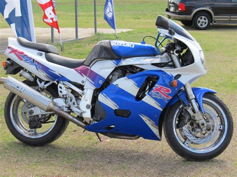 Suzuki Gsxr 750 1993 Tags Page 1 New Or Used Motorcycles For Sale