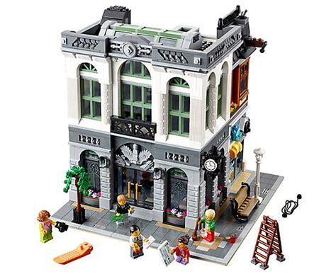 Laundromat Floor Plan brick bank 10251 creator expert lego shop