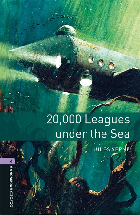20000 leagues under the book 4 20000 leagues under the sea oxford graded readers