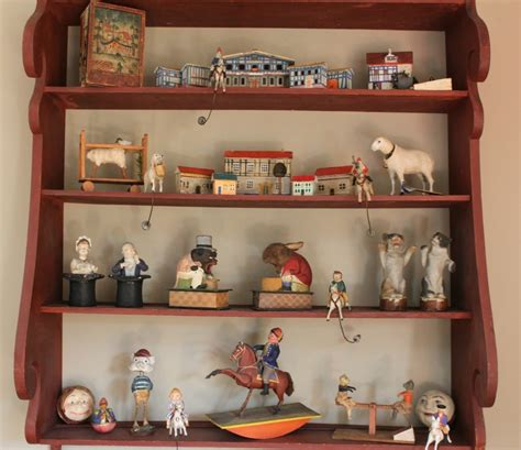 Toys On A Shelf by Shelf Living Tastefully