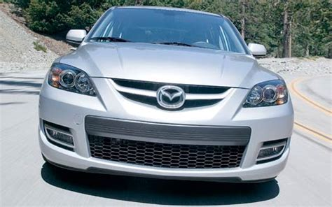 mazda full site 2007 mazda speed3 first drive road test review motor