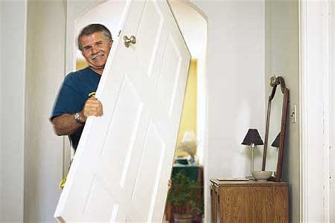 How To Replace An Interior Door by How To Replace An Interior Door This House