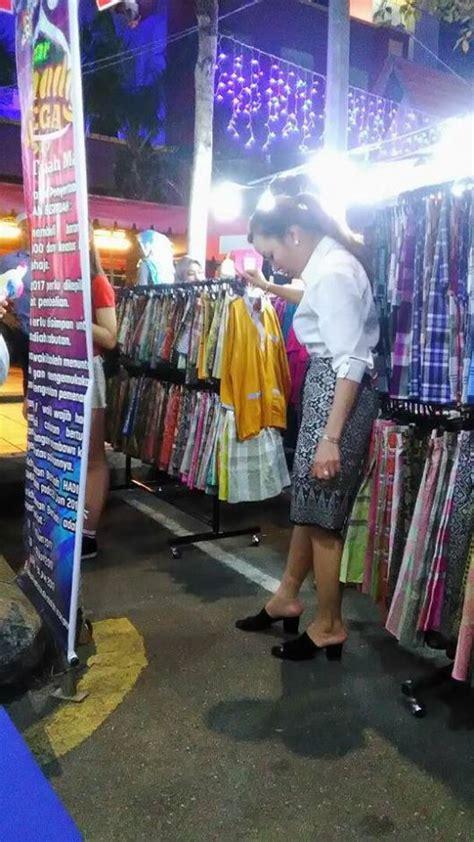 Viral Baju Kurung dalam negara viral amoi korea beli sin baju melayu di bazar wangcyber