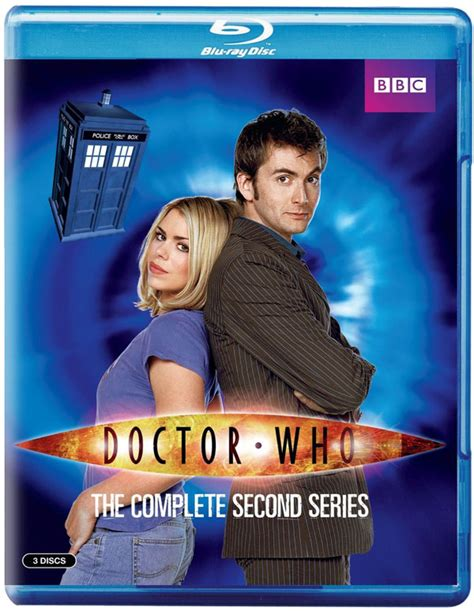Doctor Who Season Two The Review by Doctor Who Series 2 Usa Release Merchandise