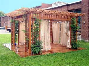 Outdoor Curtains For Pergola 8 Top Outdoor Curtains For Pergola Estateregional