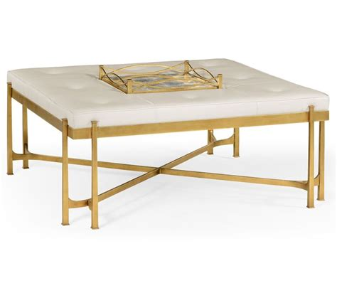 gold square coffee table 17 best images about white and gold coffee tables on
