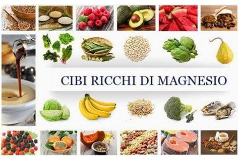alimenti magnesio i cibi pi 249 ricchi di magnesio ecosost vivere sostenibile