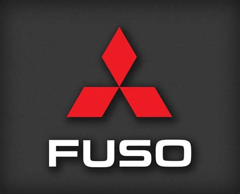 mitsubishi fuso logo fuso fa a new medium sized reliable truck truck