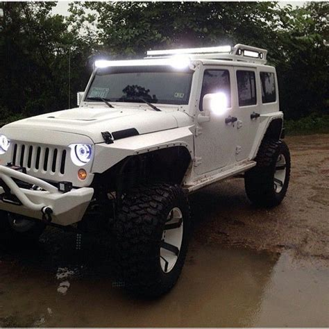 jeep white 17 best ideas about jeep wrangler custom on