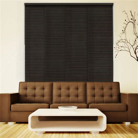 chicology deluxe adjustable sliding panel cut to length curtain drape vertical blind