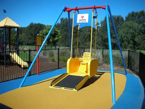 swings for adults with disabilities world s children february 2011