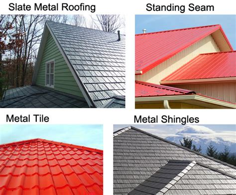 type of steel material metal vs shingle roofing comparing the cost hometown