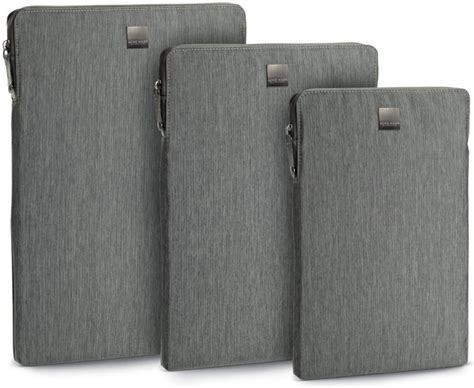 Tas Laptop Unique acme made the montgomery sleeve for ultrabook 11 inch gray jakartanotebook