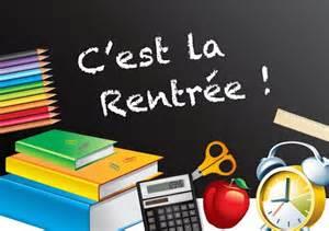 Date Rentre Scolaire 2017 La Rentr 233 E Scolaire 2016