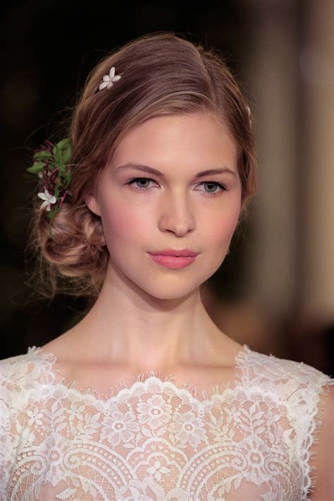 dainty wedding hairstyle ideas spring 2016 spring 2016 s trending wedding hairstyles trim hair