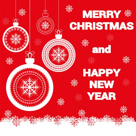Banner Rumbai Hologram Merry Happy New Year vector banner happy new year and merry le microcosme