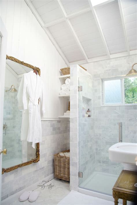 cottage country cottage bathroom renovation reveal