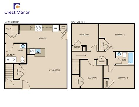 multi unit apartment floor plans multi unit apartment floor plans home mansion