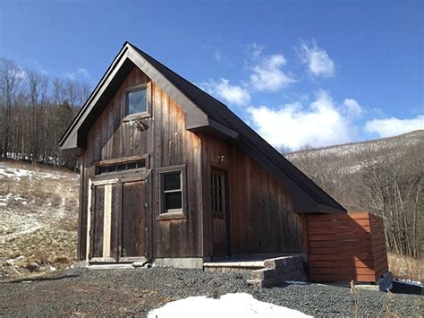 Cabins Ny by Tiny Cabin In Upstate Ny Tiny House In The Catskills