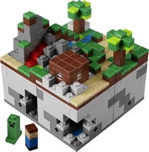 Lego minecraft sets auto design tech