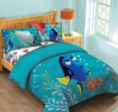 finding nemo bedroom ideas finding dory bedding and bedroom decor on pinterest
