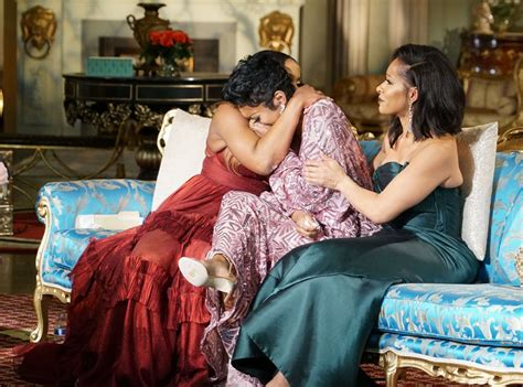 does portia from alanta houswives sell hair the quot rhoa quot reunion brings tears and temper tantrums