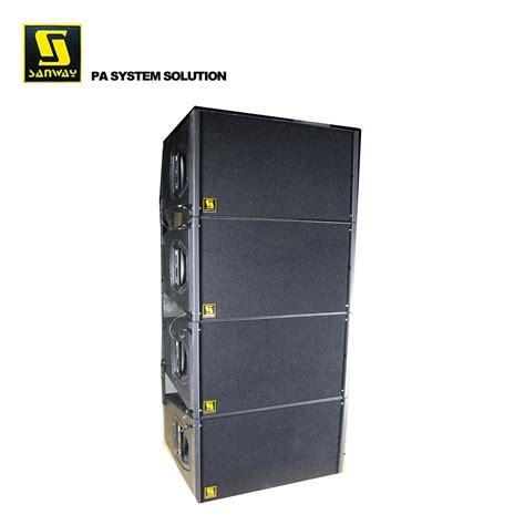 Speaker Q1 sanway audio q1 q sub line array show sanway professional audio equipment co ltd