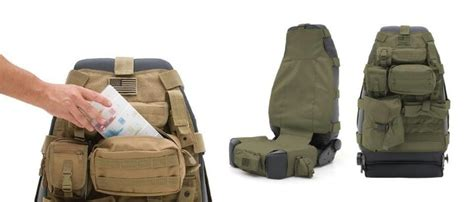 Multicam Jeep Seat Covers Tactical Seat Covers Jeep Parts Seat Covers