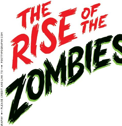 dafont zombified 1000 images about zombie type mood board on pinterest