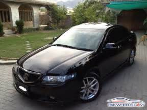 honda accord 2005 black