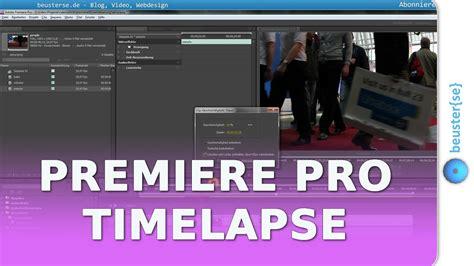 Adobe Premiere Pro Zeitlupe | zeitlupe und zeitraffer in adobe premiere pro cs5 5 hd