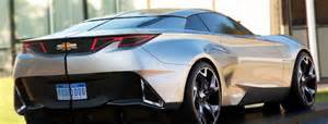 Future Chevrolet 2017 Chevrolet Chevelle Ss Concept Carsfeatured