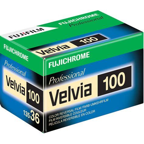 fujifilm fujichrome velvia 100 professional rvp 100