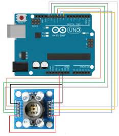 arduino color sensor tcs3200 color sensor circuit