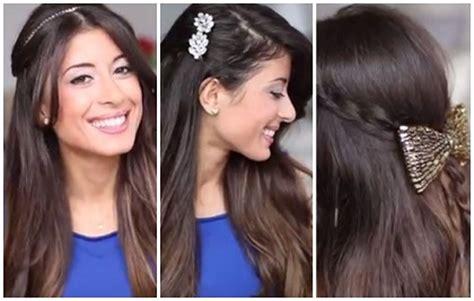 tutorial gaya rambut untuk pesta tutorial rambut wanita model sederhana dan anggun untuk pesta