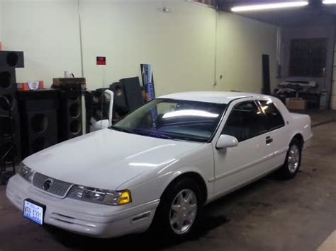 how to sell used cars 1991 mercury cougar electronic valve timing 1991 mercury cougar vin 1mepm6042mh624073 autodetective com