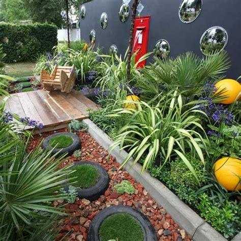 Garden Planting Ideas Uk Give Your Garden A Makeover Easy Garden Transformations Housetohome Co Uk