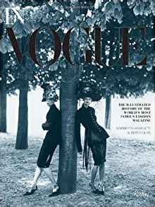 amazon fr in vogue an illustrated history of the world s most famous fashion magazine