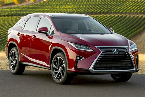 red lexus truck 2016 lexus rx 350 base market value what s my car worth