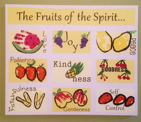 fruits of the spirit scrapcrazyyyy fruits of the spirit
