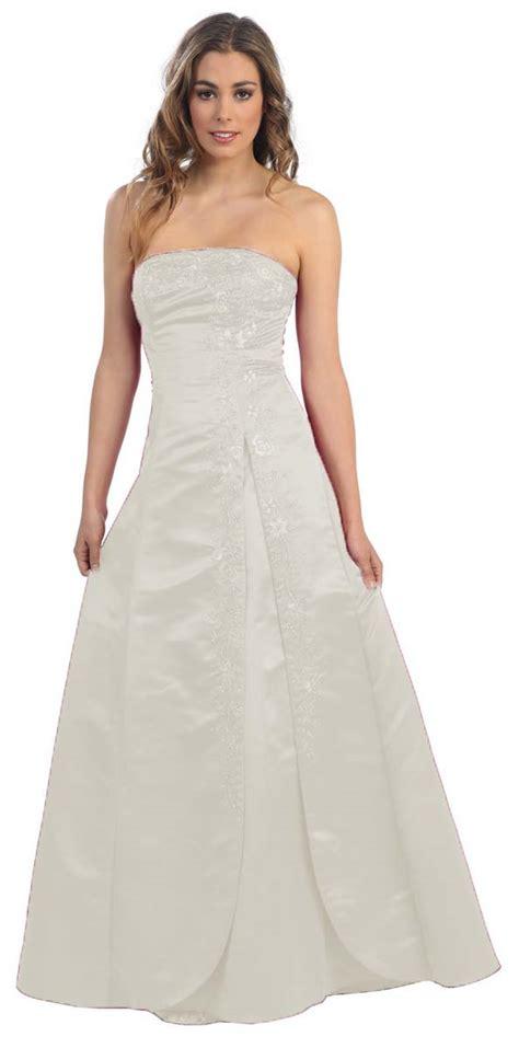Brautkleid Edel by Sunnyf Abendmode Abendkleider Ballkleider Brautkleider