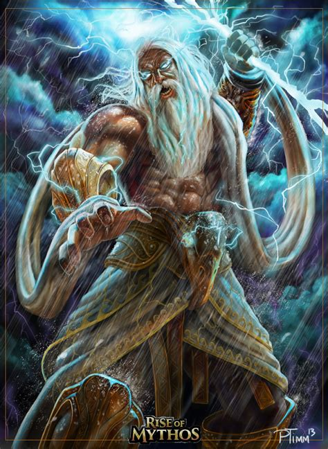 zeus the zeus by ptimm on deviantart