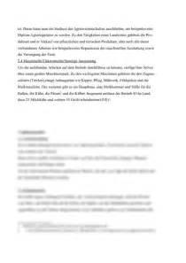 Bewerbung Inhaltsverzeichnis Anhang Wirtschaftspraktikumsbericht Wirtschaftspraktikum In