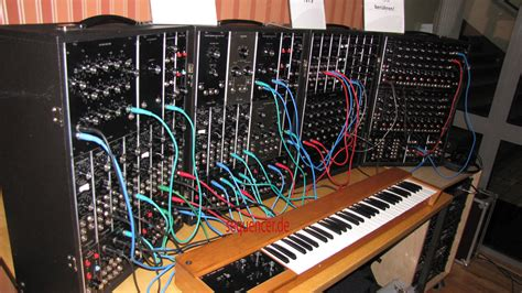 synth music may 17 1965 moog introduces the first analog synthesizer