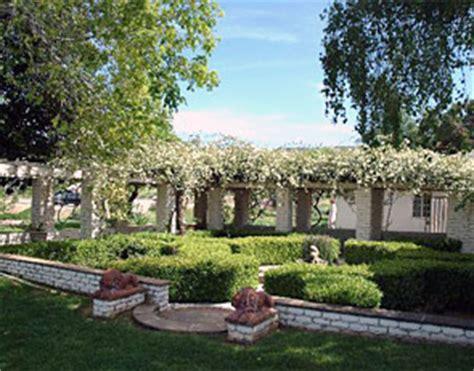 small wedding venues near fresno ca southern california weddings garden wedding venue reception edward dean museum